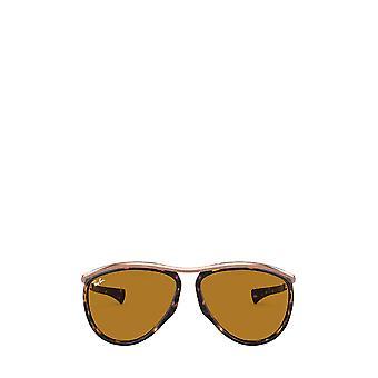 راي بان RB2219 هافانا النظارات الشمسية للجنسين
