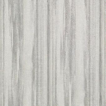 Tephra Glitter Streifen Wallpaper Grau Holden 36080