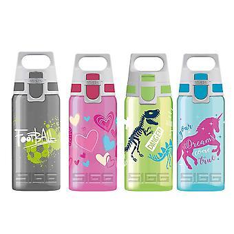 Sigg Viva One Children's Fitness Sports Gym Training Water Bottle 500ml