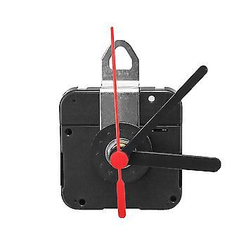 Modulo di movimento dell'orologio al quarzo fai-da-te kit ora minuto secondo con gancio metallico