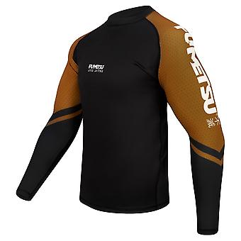 Fumetsu Concurrent MK1 Manches longues Rash Guard Brown