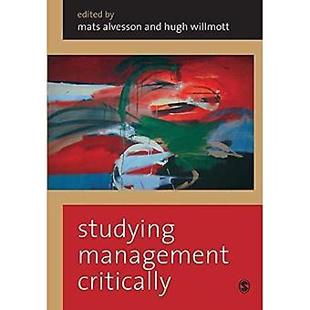 Management kritisch studieren