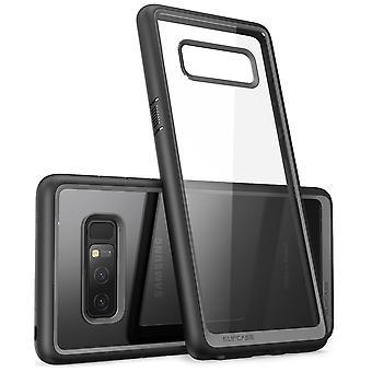 SUPCASE Galaxy Note 8 Case Unicorn Beetle Hybrid Protective Case-Black