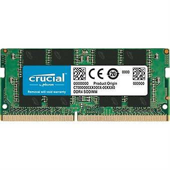 RAM-muisti Ratkaiseva CT8G4SFRA266 8 Gt DDR4 2666 Mhz CL19 SODIMM