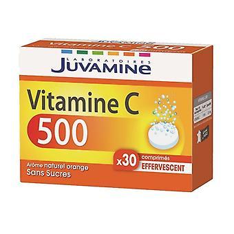 Vitamin C 500 - effervescent tablets 30 effervescent tablets