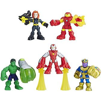 Importazione Super Hero Adventures Power Up 5 Pk USA