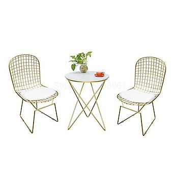 Net Red Casual Tea Shop Table And Chair