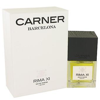Rima Xi Eau De Parfum Spray By Carner Barcelona 3.4 oz Eau De Parfum Spray