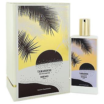 Memo Tamarindo Eau De Parfum Spray (Unisex) By Memo 2.5 oz Eau De Parfum Spray