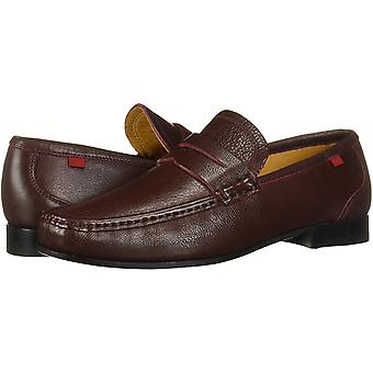 Marc Joseph New York Men's Shoes Wythe Leather Closed Toe Penny Loafer