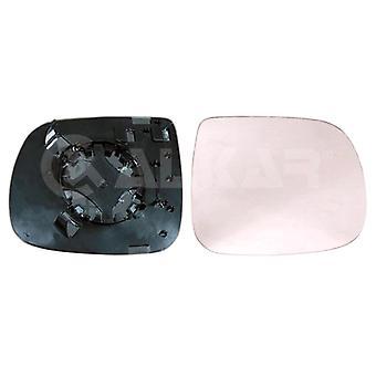 Prawy sterownik boczne skrzydło lustro szkło (podgrzewane), łatwe do montażu z uchwytem