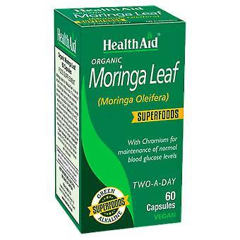 Terveysapu Moringa 60 Kapselit