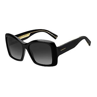 Givenchy GV7186/S 807/9O Black/Dark Grey Gradient Sunglasses