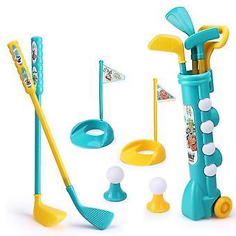 Mini Plastic Golf Toy Kids