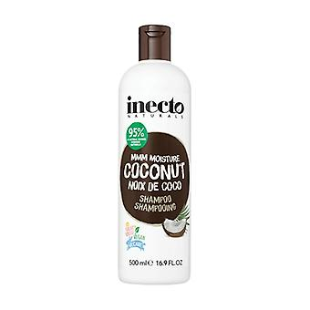 Moisturizing Coconut Shampoo 500 ml