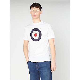 Ben Sherman Signature Target T-paita - Valkoinen