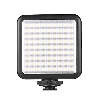 Mini interlock camera led light panel 6.5w dimmable 6000k camcorder video lamp gg46730