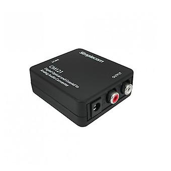 Simplecom Cm121 Digital Optical