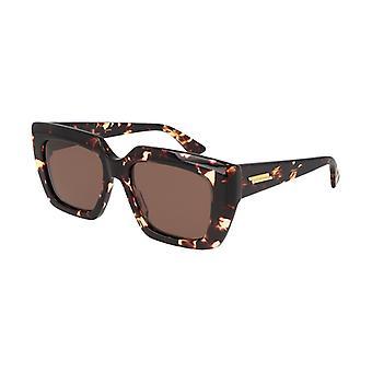 Bottega Veneta BV1030S 002 Havana/Brown Sunglasses