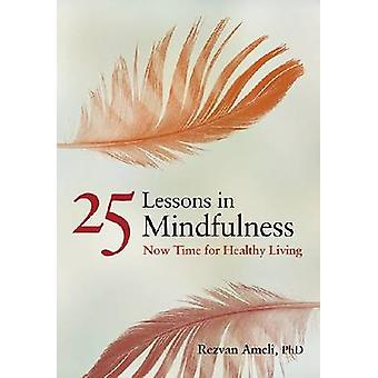 25 Lessons in Mindfulness by Rezvan Ameli
