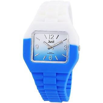 Just Watches 48-S6502-WH-BL - Unisex Watch