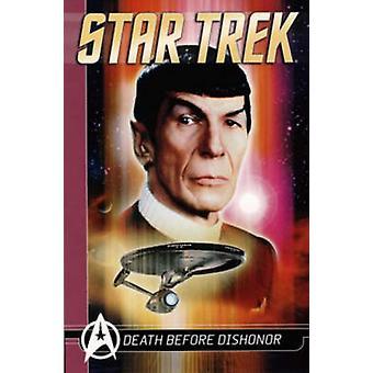 Star Trek Comics Classics door Mike W. BarrTom SuttonRicardo Villagran