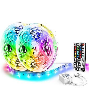 Led lights for bedroom 2 rolls dt4458
