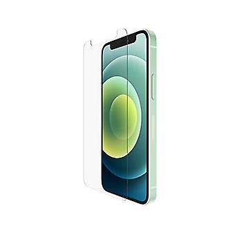 Belkin iPhone 12 Pro Max Chránič obrazovky TemperedGlass Anti-Microbial (Pokročilá ochrana + snižuje bakterie na obrazovce až o 99%)