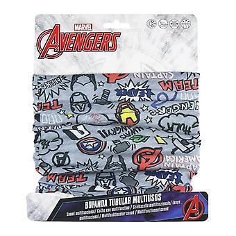 Le cou plus chaud The Avengers Grey