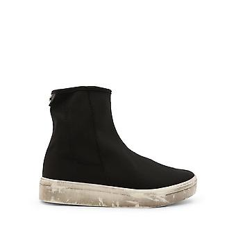 Roccobarocco - Sapatos - Botas de tornozelo - RBSC1J502STD-NERO - Mulheres - Schwartz - EU 37