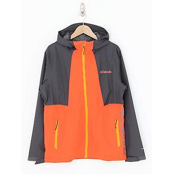 Columbia Inner Limits II Jacket - Red/Quartz