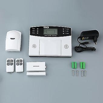 Gsm-lcd Беспроводной 433 Интеллектуальный голос Взлом умный домашний аппарат сигнализации