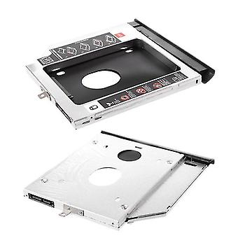 2nd Ssd/hard Disk Drive Caddy Tray Bracket For Laptop