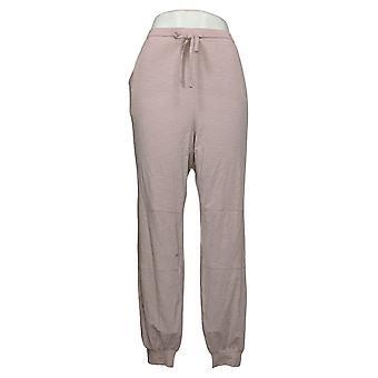 Modern Soul Women's Pants Modern Knit Joggers Pink 689729