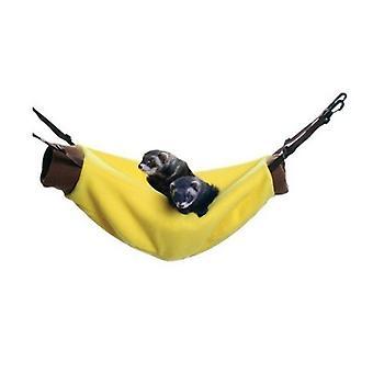 Marshall Banana Hammock for Small Animals - 1 count