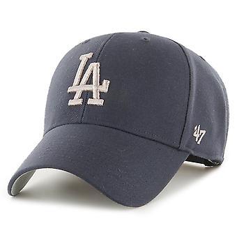 47 Brand Snapback Cap - MLB Metallic Los Angeles Dodgers