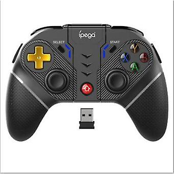 Wireless Android Ios / p3 / ns / pc Bluetooth Gaming Controller Integrierte Vibrationen
