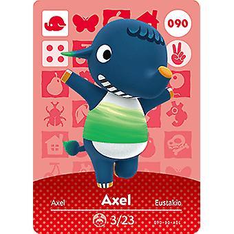 Amiibo-crossing Kort Nr.61-90 - Spillkort