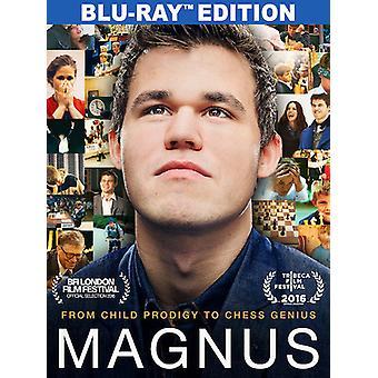 Magnus [Blu-Ray] USA import