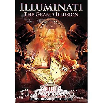 Illuminati: Grand Illusion [DVD] USA import