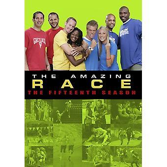 Amazing Race: Season 15 [DVD] USA import