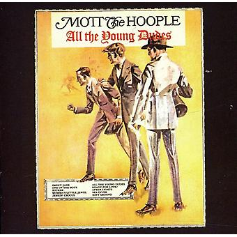 Mott the Hoople - All the Young Dudes [CD] USA importare