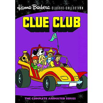 Clube de pista: A série animada completa [DVD] EUA importar