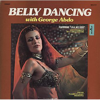 George Abdo - Belly Dancing with George Abdo [CD] USA import