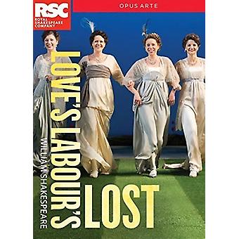 Love's Labour's Lost [DVD] USA import