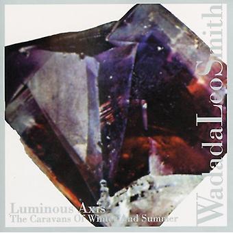 Wadada Leo Smith - lichtgevende as [CD] USA importeren