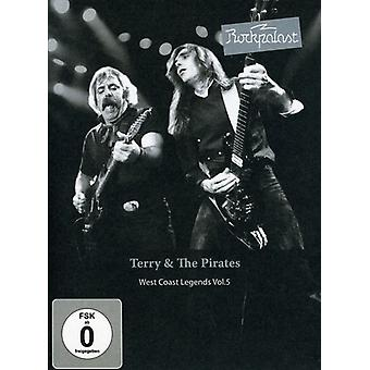 Terry & les Pirates - Rockpalast: Terry et le Pirates [DVD] USA importent