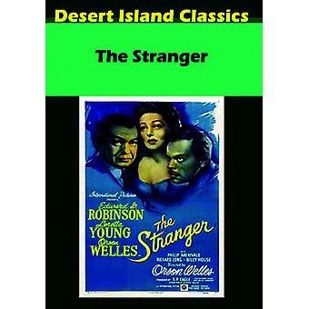 Stranger [DVD] USA import