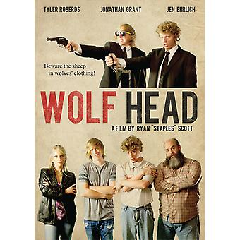 Wolf Head [DVD] USA import