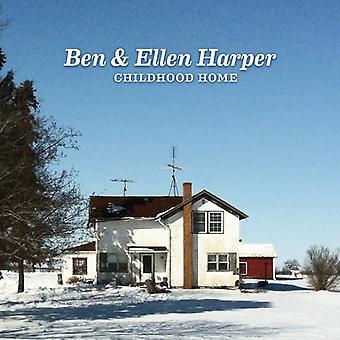 Harper, Ben / Harper, Ellen - Childhood Home [CD] USA import